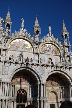 Duomo in ST Marks Square Venice