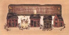 Country Living > Folk Art: Art Prints, Posters & Framed Prints for ...