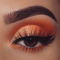 Makeup Eye Looks, Beautiful Eye Makeup, Eye Makeup Art, Skin Makeup, Eyeshadow Makeup, Makeup Monolid, Colourpop Eyeshadow, Eyeshadow Ideas, Makeup Inspo