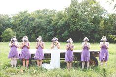 Innsbrook Fields Rustic Lakeside Summer Wedding Photography // www.inspiredphotographystl.com