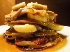 3 Ingredient Pancakes - Elvis Style #glutenfree #dairyfree #soyfree