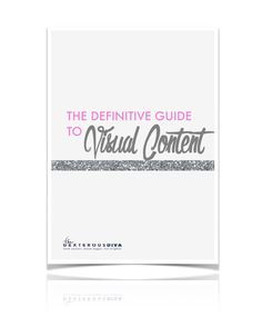 The Definitive Guide To Visual Content ||  #ContentMarketing #VisualMarketing #ContentCreating #ContentCuration #VisualContent #TheInspiredBrand #ShineOnline