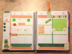 1st week of March layout done. March is Multiple Sclerosis Awareness Month. Thanks to my planner friend Anna who sent me the washi tape and stickers!! February 27, 2015