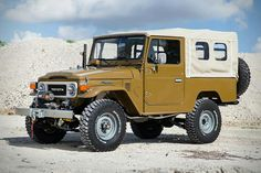 1964 Toyota Land Cruiser FJ45LV By The FJ Company For new