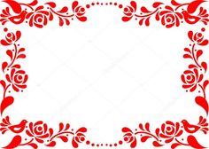Töltse le a Gyönyörű magyar népművészet jogdíjmentes, stock vektort 144844145 a Depositphotos millió-egy prémium, nagy felbontású, stock fotóból, vektoros képből és illusztrációból álló gyűjteményéből. Fabric Painting On Clothes, Painted Clothes, Page Borders Design, Border Design, Skiing Tattoo, Hungarian Embroidery, Chicken Art, Mexican Art, Textiles