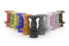 New Antiques Barstool | Moooi.com