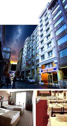 Istanbul Beyoğlu'nda bulunan turistler için seçilebilecek en güzel taksim otelleri arasında yer alan Elan Hotel
