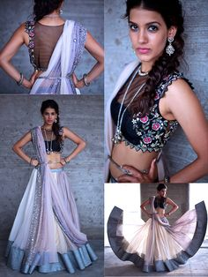 The stunning modern #IndianBride by @arpita_mehta http://ArpitaMehta.in/