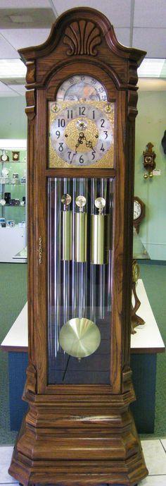 Herschede 5 Tube Tubular Grandfather Clock Quot Virginian