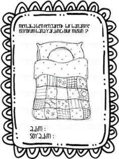Pajama Day, Fabric Art, Crafts For Kids, Preschool, Education, Seasons Of The Year, Drawings, Ideas, Crafts For Children