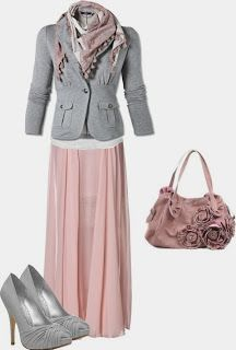 Dressing My Truth........ Ideas for Type 2: Outfits. So cute!