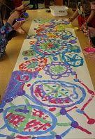 Circle Painting blog