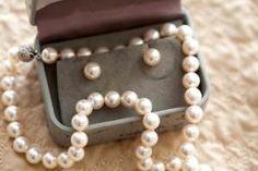 pearls.. by melanie