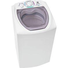 (Americanas.com) Lavadora de Roupas Electrolux 6kg LTD06 Turbo Economia Branco - de R$ 1453.73 por R$ 628.25 (57% de desconto)