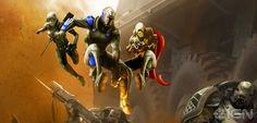 Bungie's Destiny Story Details, Concept Art Leaked - IGN
