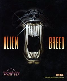 Alien Breed - Amiga 500
