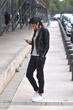#femme #mode #blog #sneakers #nike