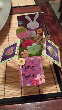 2015 Box Easter Cards