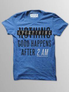 Everything Good - Men's Vintage Blue Tri-Blend T-Shirt in Enrique Saucedo's store on Consignd - $24.00