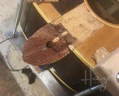 Neck Resets - Useful Neck Reset Tools — Haze Guitars Guitar Diy, Acoustic Guitar, Guitar Neck, Guitars, Couple, Tools, Instruments, Acoustic Guitars, Guitar