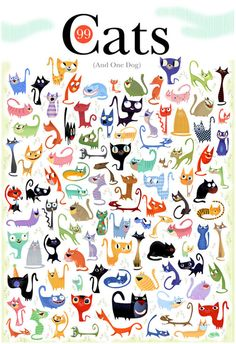 99 Cats and One Dog