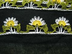 Deryadan Örgüler 1: Oya Yazma Örnekleri Bead Crochet, Crochet Edgings, Needle Lace, Crochet Flowers, Projects To Try, Butterfly, Embroidery, Sewing, Handmade