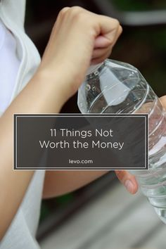 When it comes down to it, you're better off putting your cash toward some expenses than wasting it on others. www.levo.com