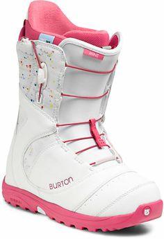 Burton Mint White & Pink 2014 Women's Snowboard Boots at Zumiez : PDP