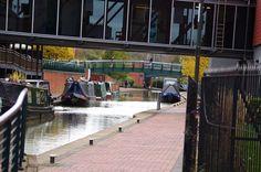 Oxford Canal Banbury Oxfordshire, via Flickr.