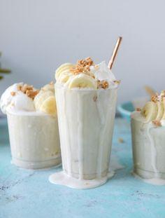 Frozen Banana Creams