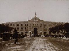 Madrid 1910-1935 - Antigua plaza de toros en la Avenida de Felipe II