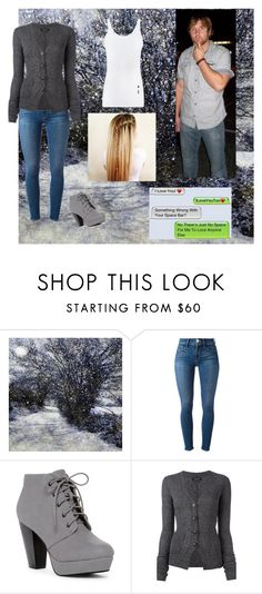 """""""Dean ❤"""" by queening2015 ❤ liked on Polyvore featuring Frame, Isabel Marant, Vince, Love Quotes Scarves and DeanAmbrose"""