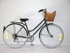 Vintage Ladies Bike, Restoration, Bicycle, Vehicles, Accessories, Bike, Bicycle Kick, Bicycles, Car