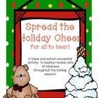 The holidays can be an overwhelming time both in and out of the classroom.  In order to remind students the true reason for the holiday season, I h...