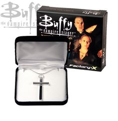 "Buffy Replica Cross Pendant | Community Post: 19 Pieces Of Jewelry For The ""Buffy"" Fan In Your Life"