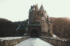 Finally, a Castle - landscape photography Art Print
