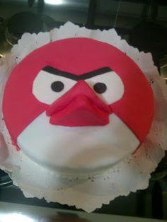 Pequeñas Tentaciones: Angry Birds