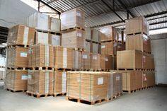 Choosing between Wood and Plastic Pallets #HeatTreatedPallets #CustomPallets