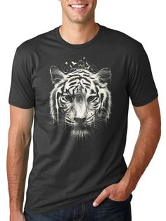 Interconnection Tiger T-Shirt