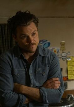 Clayne Crawford in the Lethal Weapon TV Series