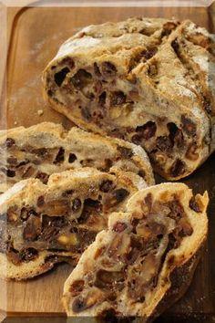 「*レーズン酵母で* パン・オ・ルヴァン♪」cherry♪   お菓子・パンのレシピや作り方【corecle*コレクル】
