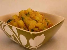 How to make Potato Masala for Masala Dosa by Show Me The Curry,indian recipe, cooking videos, recipe videos