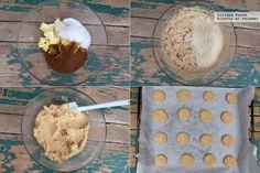 Galletas Coco Pasos Nutella, Bread, Desserts, Food, How To Make Cookies, Vanilla Ice Cream, Chocolate Chips, Easy Recipes, Kitchen