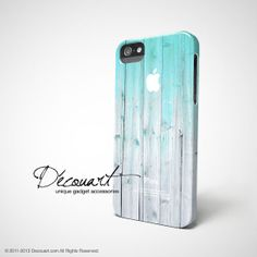 Mint+wood+iPhone+5+case+iPhone+5s+case+iPhone+4+case+by+Decouart,+$23.99