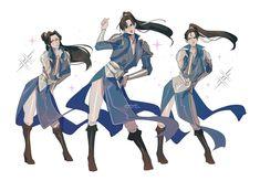 Pin Pics, Asian Art, Manhwa, Cute Boys, Character Art, Husky, Chinese, Fantasy, Cartoon