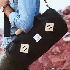 Topo Designs Medium Duffel - perfect as a gym bag or overnighter.