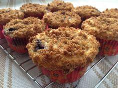 Blueberry muffins high altitude recipe