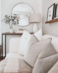 Living Room Table Decor Ideas