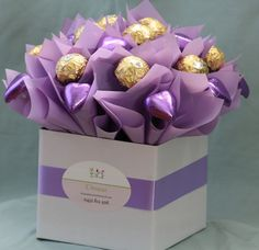 173 Best Chocolate Bouquet Images Chocolate Bouquet Candy