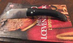 Coutellerie artisanale Christophe Richard 64240 Briscous: couteau pays basque